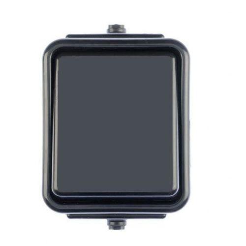 Łącznik pojedynczy hermetyczny Schneider Cedar WNT100C05 natynkowy IP44 czarny (5904093005926)
