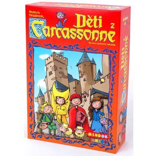 Carcassonne Junior. Wiek: 4+