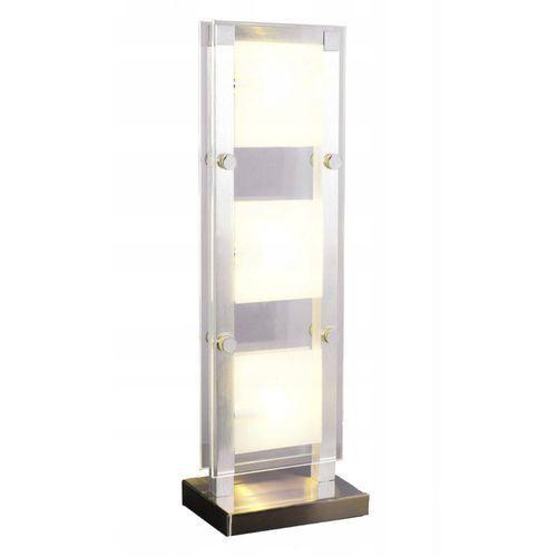 Italux Lampa stołowa cindy mt5704-3a - - rabat w koszyku