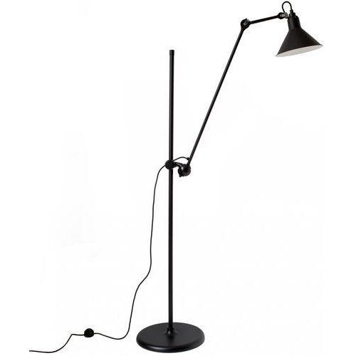 Lampe Gras N°215 - lampa podłogowa - czarny/czarny