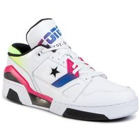 Converse Sneakersy - erx 260 ox 167585c white/cerise pink/black