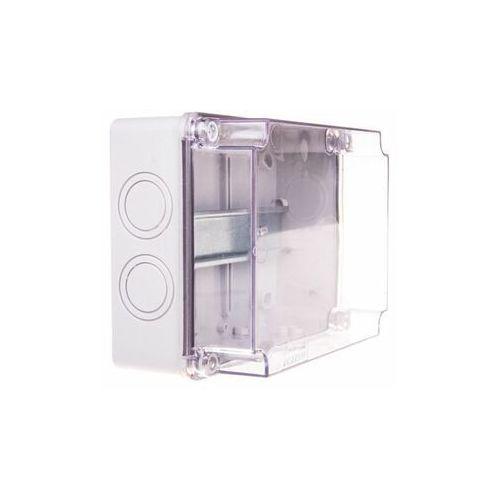 Elektro-plast Obudowa 148x198x96mm ip65 z szyną oh-3b.1 hermet box /bezpieczne zakupy/ 20 lat na rynku/
