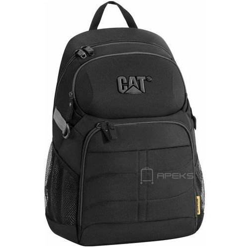 "Caterpillar BEN II plecak na laptop 13"" / CAT / Black - Black"