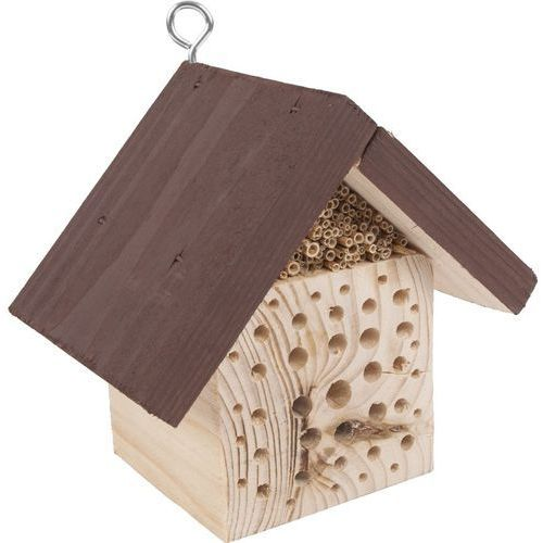 Biowin Domek dla pszczół - kwadratowy 15x10,7x14cm 751003 (5908277702571)