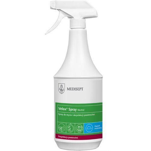 Velox Spray Neutral 1L spray do mycia i dezynfekcji powierzchni
