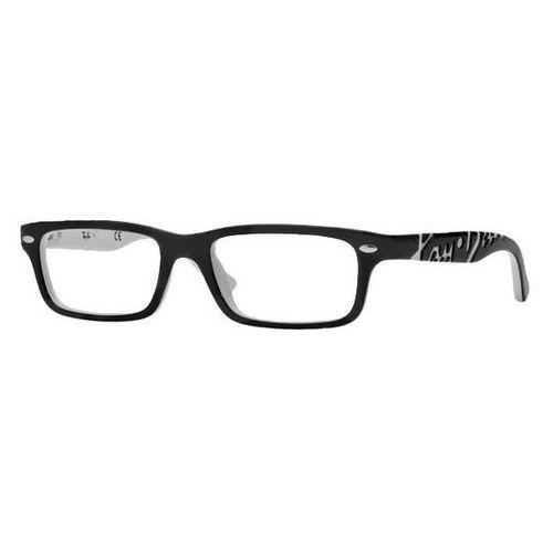 Ray-ban junior Okulary korekcyjne ry1535 3579
