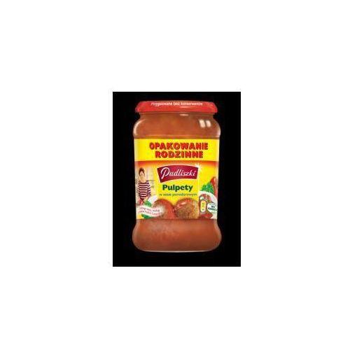 Pulpety w sosie pomidorowym 600 g Pudliszki