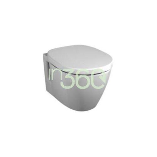 Ideal standard connect miska wc wisząca 48cm krótka biała e804601