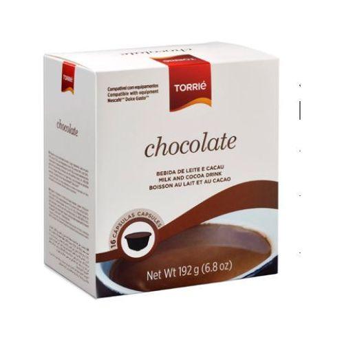Chocolate (czekolada na gorąco) 16 kapsułek do Dolce Gusto