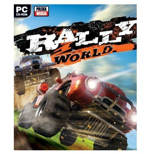OKAZJA - Rally World (PC)