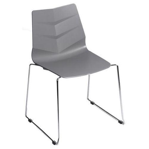 D2.design Krzesło leaf sl - szary
