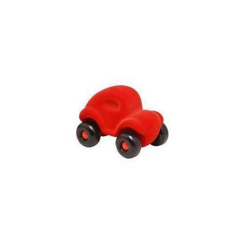Samochód duży czerwony