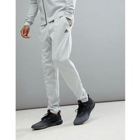 adidas Athletics Stadium Joggers In Grey CW0261 - Grey, kolor szary