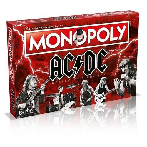 Monopoly acdc marki Winning moves