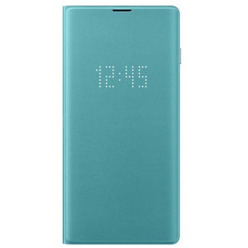 Etui led view cover do galaxy s10 ef-ng973pgegww zielony + zamów z dostawą jutro! marki Samsung