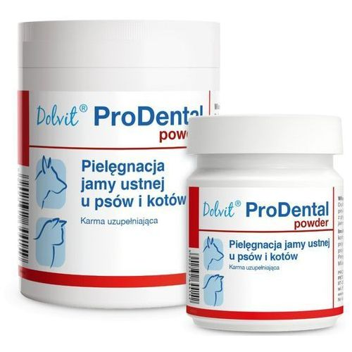 Dolfos Dolvit canis/cat prodental powder 30 g