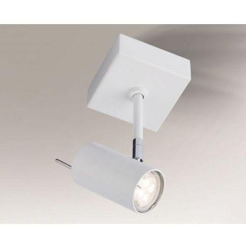 Shilo Fussa reflektor 2216/gu10/bi 23cm biały