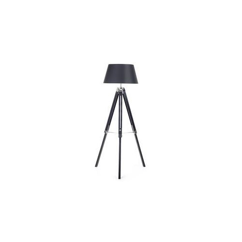 Lampa podłogowa czarna madeira marki Beliani