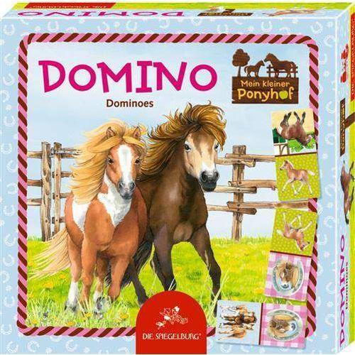 Spiegelburg Gra domino koń mój przyjaciel pony