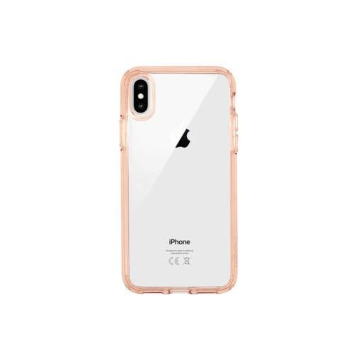 Spigen Apple iphone xs - etui na telefon ultra hybrid - rose crystal