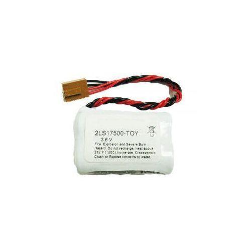 Zamiennik Bateria 2ls17500-toy k-24er17/50 do sterowników kawasaki 3.6v 7200mah wysyłka gratis!