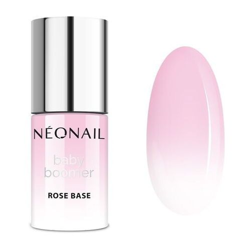 Baza hybrydowa baby boomer base rose base 7,2 ml marki Neonail