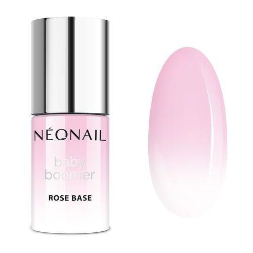 Neonail Baza hybrydowa baby boomer base rose base 7,2 ml