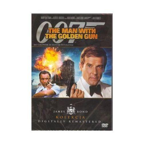 James Bond: 007 Człowiek ze złotym pistoletem (DVD) - Guy Hamilton