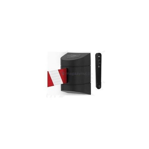 Taśma ostrzegawcza. Rozwijana w kasecie montowanej na śruby. MAXI. Zapięcie przeciwpaniczne (Długość 7,7m) - sprawdź w wybranym sklepie