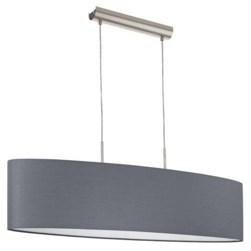 lampa wisząca PASTERI szara 100 cm, EGLO 31586