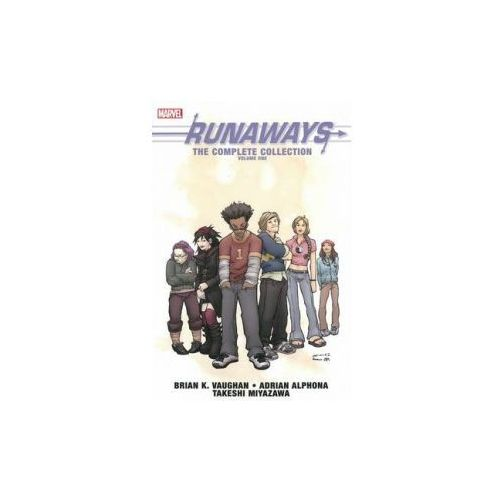 Runaways: The Complete Collection Volume 1, Vaughan, Brian K.