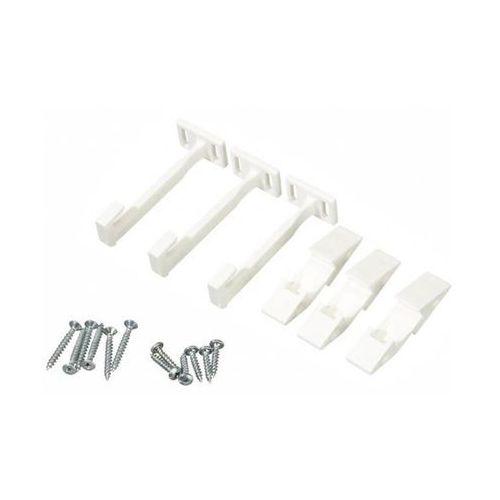 Reer Zabezpieczenie szafki i szuflady blokada 3szt (4013283082072)