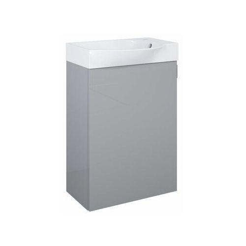 Zestaw szafka z umywalką Action 45 Sensea (5907546864194)