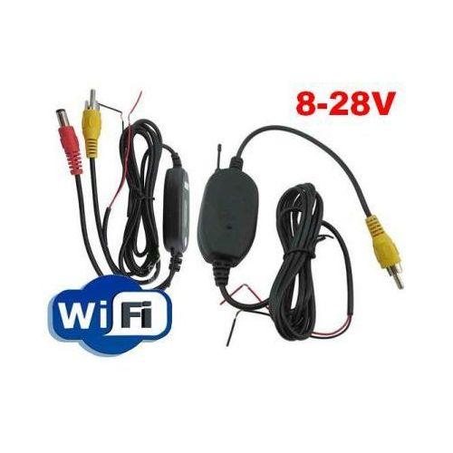 Moduł WiFi (do transmisji bezprzewodowej) 12-24V, do Kamer Cofania/Parkowania.