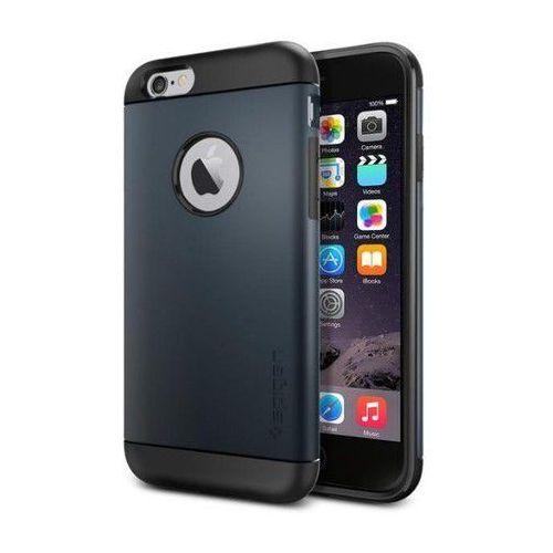 Etui Spigen Slim Armor iPhone 6, 6s, srebrny, kolor szary