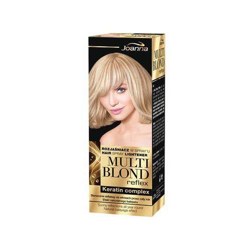 Joanna Multi Blond Reflex Rozjaśniacz w sprayu 150ml - Joanna OD 24,99zł DARMOWA DOSTAWA KIOSK RUCHU (5901018015350)