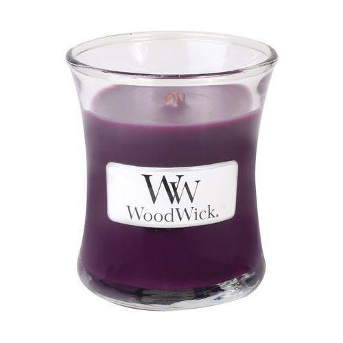 WoodWick - Świeca Mała Spiced Blackberry 40h