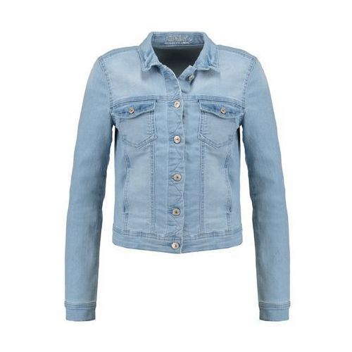 ONLY ONLNEW Kurtka jeansowa light blue denim, jeansowa