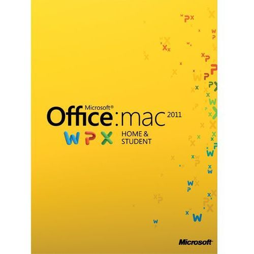 office home and student 2011 mac pl od producenta Microsoft