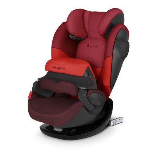 Cybex fotelik samochodowy pallas m-fix 2019 rumba red (4058511445755)