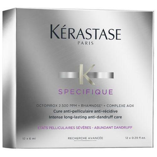 Kerastase Specifique Intense Long-Lasting Anti-Dandruff Care | Kuracja przeciwłupieżowa 12x6ml (3474636397532). Najniższe ceny, najlepsze promocje w sklepach, opinie.
