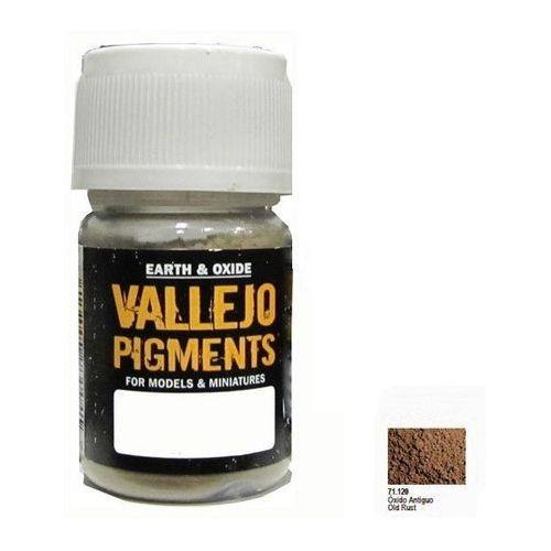 Pigment old rust marki Vallejo