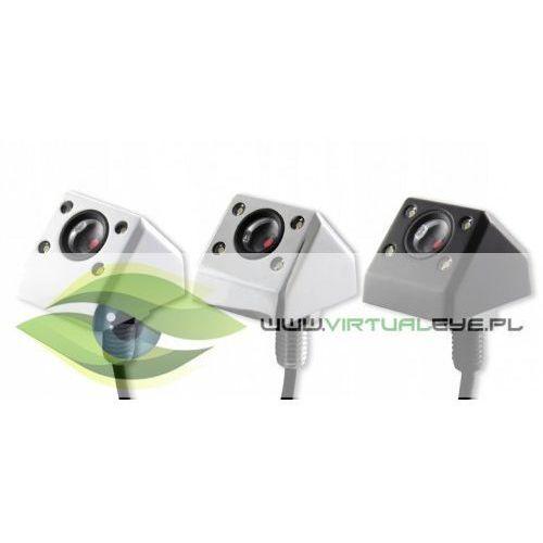 Kamera cofania typ 13 LED Biała / Srebrna (Chromowana) / Czarna