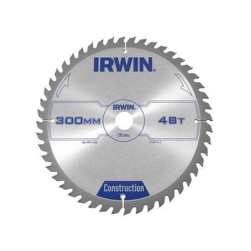 Irwin Piła spiekowa do drewna 300*30mm/48t (5706918972129)