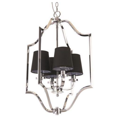 Lampa wisząca NEW YORK P04380BK - Cosmo Light - Rabat w koszyku (5902115961380)