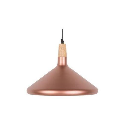 Lampa wisząca miedziana SCARPE