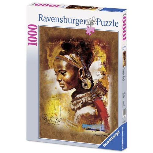 Puzzle 1000 Afrykańska piękność, 1_501451