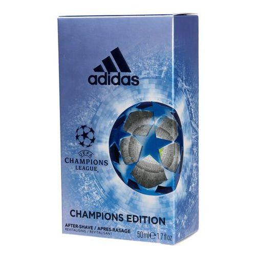 Adidas  uefa champions league champions edition woda po goleniu 50 ml dla mężczyzn (3614223935345)