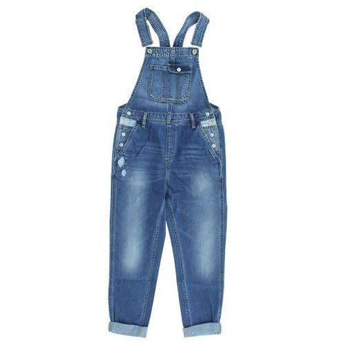 dżinsy z szelkami dziecięce niebieski 12 lat wyprodukowany przez Pepe jeans