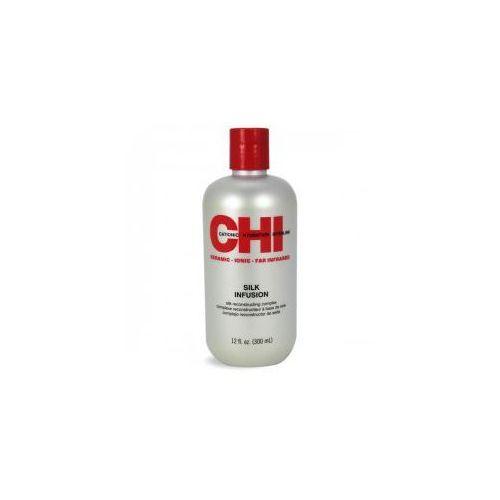 silk infusion, naturalny jedwab rekonstruujący, 355ml marki Chi